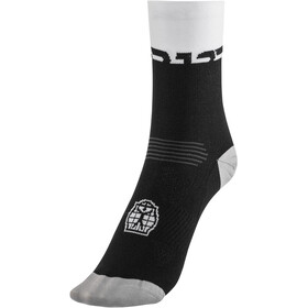 Bioracer Summer Calcetines, black-white